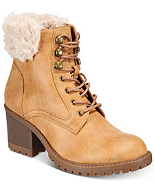 Cliffs by White Mountain Tori Booties