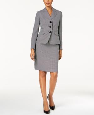 Le Suit Three-Button...