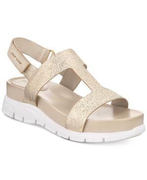 Cole Haan Zer0grand Platform Sandals 5380004
