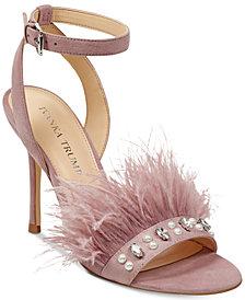 Ivanka Trump Kasie Feather Dress Sandals