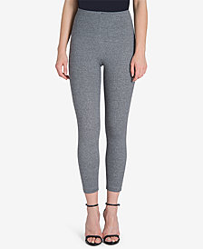 Lysse Women's Mindy Zip Cropped Ankle Leggings