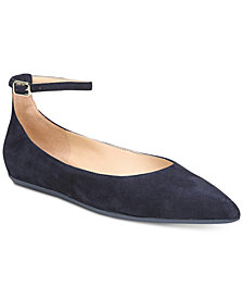 Franco Sarto Alex Pointed Toe Flats