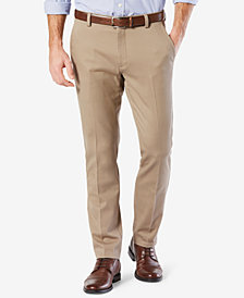 Dockers Men's Slim Tapered Fit Easy Khaki Stretch Pants