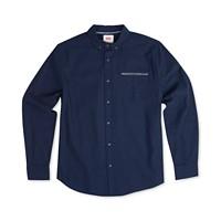 Levi's Men's Bueller Dobby Twill Pocket Shirt