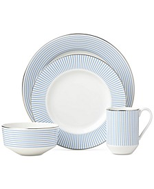 Laurel Street Collection 4-Piece Place Setting