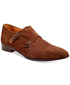 Carlos by Carlos Santana Men's Passion Monk-Strap Loafers