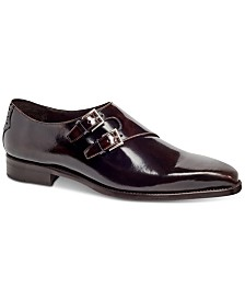 Carlos by Carlos Santana Men's Valens Double Monk-Strap Loafers