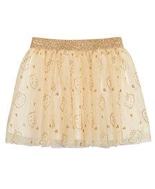 Hello Kitty Little Girls Glitter Tutu Skirt