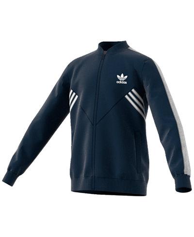 adidas Originals Track Jacket, Big Boys