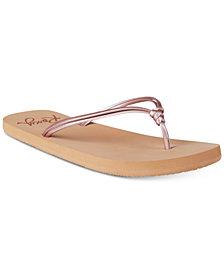 Roxy Lahaina Flip-Flop Sandals
