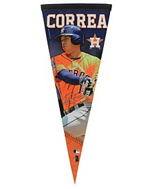 Carlos Correa Houston Astros Premium Player Pennant