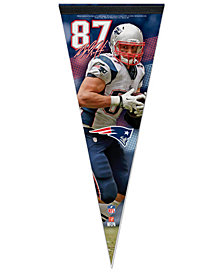Wincraft Rob Gronkowski New England Patriots Premium Player Pennant