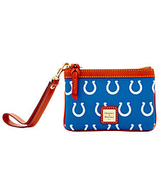 Dooney & Bourke Indianapolis Colts Exclusive Wristlet