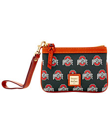 Dooney & Bourke Ohio State Buckeyes Exclusive Wristlet