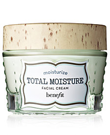 Benefit Cosmetics Total Moisture Facial Cream, 1.7 oz