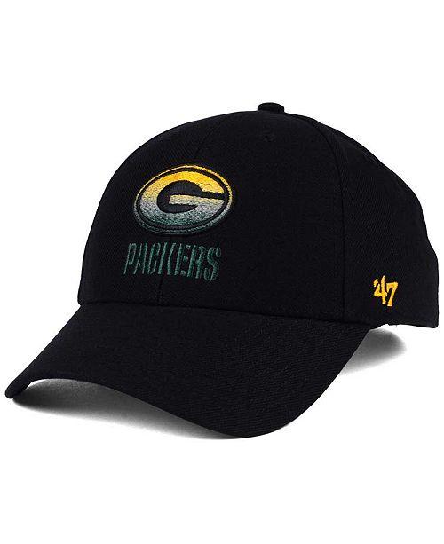 463d7266 47 Brand Green Bay Packers Overrun MVP Cap - Sports Fan Shop By Lids ...