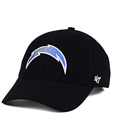 '47 Brand Los Angeles Chargers Overrun MVP Cap