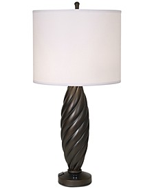 With A Twist Table Lamp
