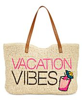 I.N.C. Mimi Vacation Vibes Tote, Created for Macy's