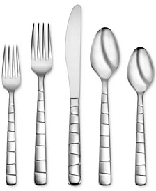 Logan Square 45-Pc. Flatware Set,  Service for 8