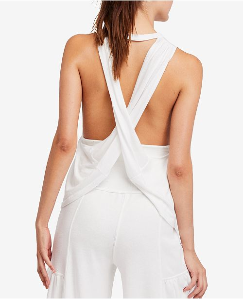 535736423932d Free People Movement No Sweat Graphic Tank Top & Reviews - Tops ...