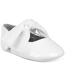 Kenneth Cole New York Baby Rose Tie Shoes, Baby Girls