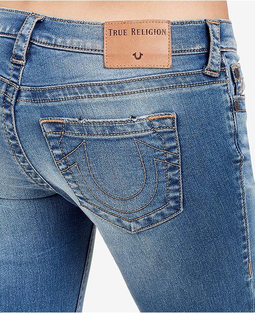 b31c90c9f True Religion Stella Low Rise Skinny   Reviews - Jeans - Juniors ...
