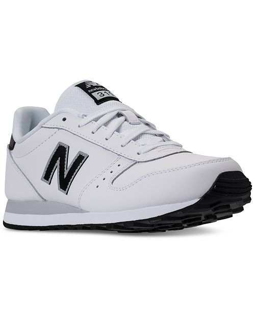 ... New Balance Men s 311 Leather Casual Sneakers from Finish Line ... 87694fdbc4f0