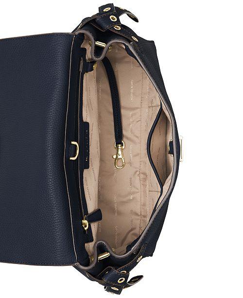 2d6cdb7b613c Michael Kors Bristol Medium Top-Handle Satchel & Reviews - Handbags ...