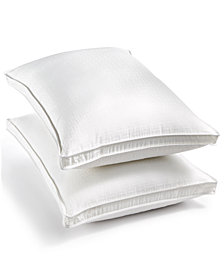 CLOSEOUT! Hotel Collection Luxury Supima Cotton Down-Alternative Pillow Collection, Created for Macy's