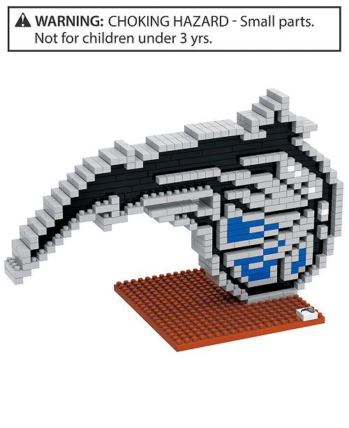 Orlando Magic BRXLZ 3D Logo Puzzle