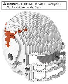 Forever Collectibles Texas Longhorns BRXLZ 3D Helmet Puzzle