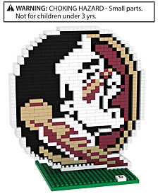 Forever Collectibles Florida State Seminoles BRXLZ 3D Logo Puzzle