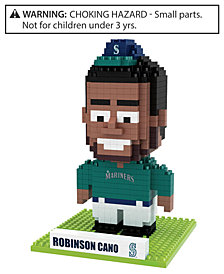 Forever Collectibles Robinson Cano Seattle Mariners BRXLZ 3D Player Puzzle