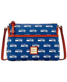 Dooney & Bourke Seattle Seahawks Ginger Crossbody