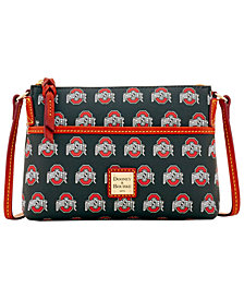 Dooney & Bourke Ohio State Buckeyes Ginger Crossbody