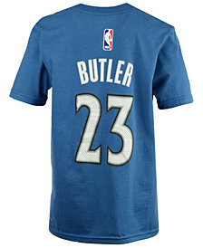 Outerstuff Jimmy Butler Minnesota Timberwolves Player T-Shirt, Big Boys (8-20)