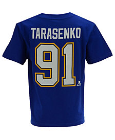 Outerstuff Vladimir Tarasenko St. Louis Blues Player T-Shirt, Little Boys (4-7)