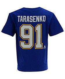 Outerstuff Vladimir Tarasenko St. Louis Blues Player T-Shirt, Little Boys (4-7)