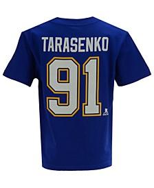 Vladimir Tarasenko St. Louis Blues Player T-Shirt, Big Boys (8-20)