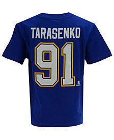 Outerstuff Vladimir Tarasenko St. Louis Blues Player T-Shirt, Big Boys (8-20)