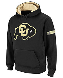 Colosseum Men's Colorado Buffaloes Big Logo Hoodie