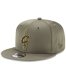 New Era Cleveland Cavaliers Full Satin 9FIFTY Snapback Cap