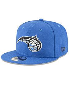 New Era Orlando Magic Team Metallic 9FIFTY Snapback Cap