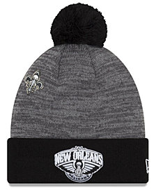 New Era New Orleans Pelicans Pin Pom Knit Hat
