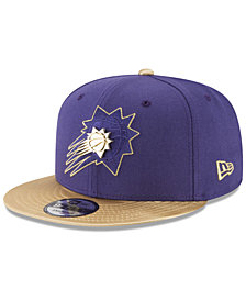 New Era Phoenix Suns Triple Gold 9FIFTY Snapback Cap