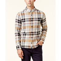 Tommy Hilfiger Denim Men's Bruno Plaid Shirt