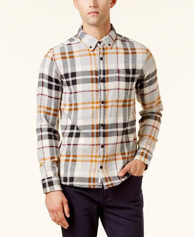 Tommy Hilfiger Denim Men's Bruno Plaid Shirt