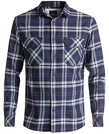 Quiksilver Men's Fitzspeere Flannel Shirt