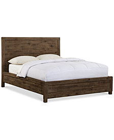 Canyon Queen Platform Bed, Created for Macy's